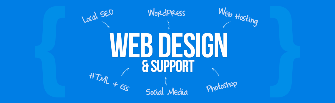 Web Design and Support | Expert Computer Help | 954-895-2555